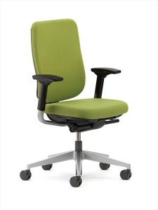 Steelcase Reply upholstered back